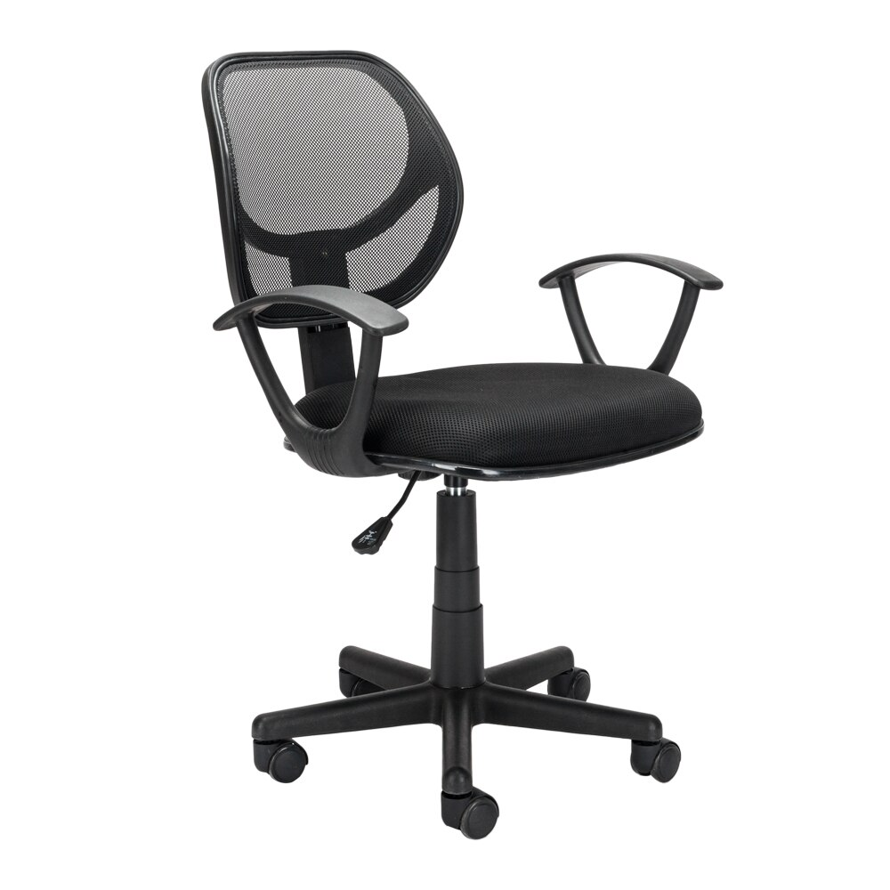 Hd2defc6469044d22bc76fa754aca6c01p - Home Office Chair Household Armchair Lift and Swivel Function Office Computer Study Chair Leisure Mesh Chair-Reclining