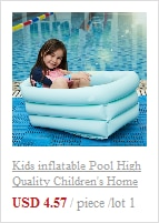 Hd54693dda346493bb8002d7002f43e576 - 244*66cm Swimming Pool 8 feet Family Inflatable,outdoor child summer swimming pool ,Summer Water Backyard Pool Party Supply