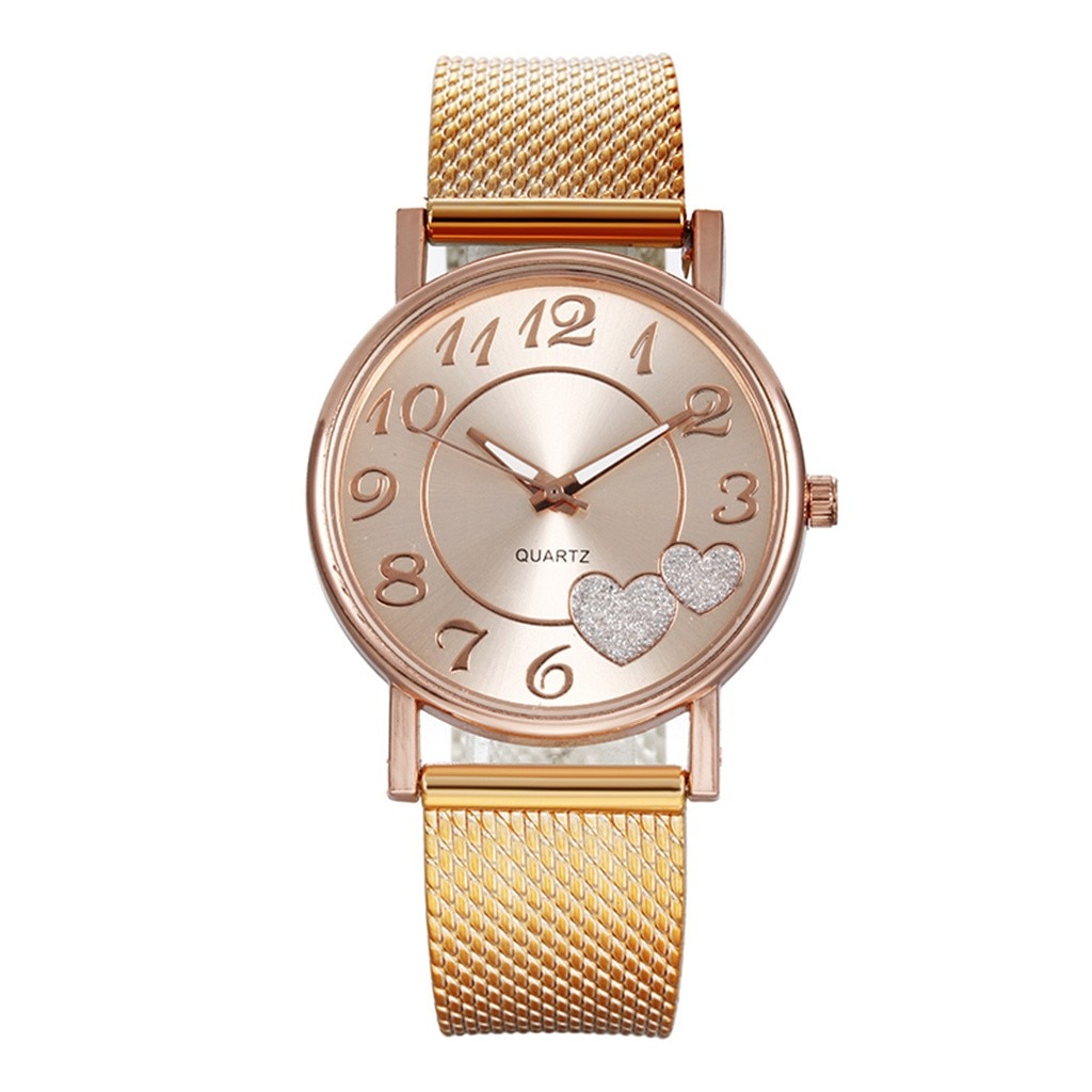 Hd66ba1a3022846f89db2ed5f2af4a3640 - Ladies Mesh Belt Watch Wild Lady Creative Fashion Gift The Latest Top Fashion Men's Business Watch Gift watches for ladies часы
