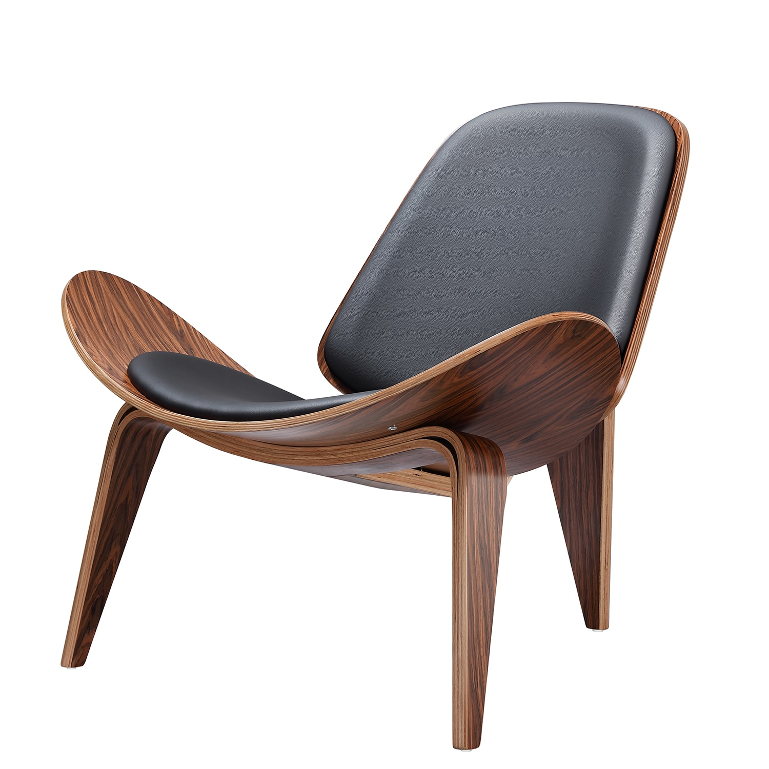 Hd8dbbbee639c475b9ee2cabba37748d6j - Design Furniture Bentwood Chair Hands Wegner Replica Lounge Chair with PU Leather Seat Comfort Cushion Coffee Chair Office Chair