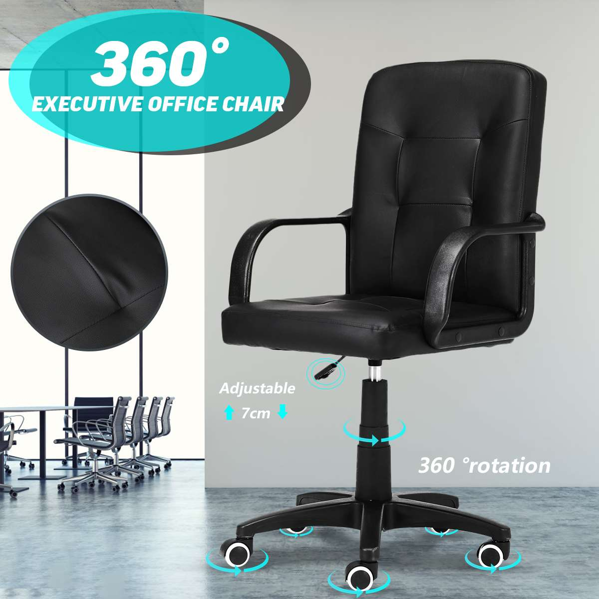 He2358d103c1c45a2bb1e4f53b2880d94g - WCG Gaming Chair Computer Armchair Office Chairs Home Swivel Massage Chair Lifting Adjustable Desk Chair Lying Recliner Chair