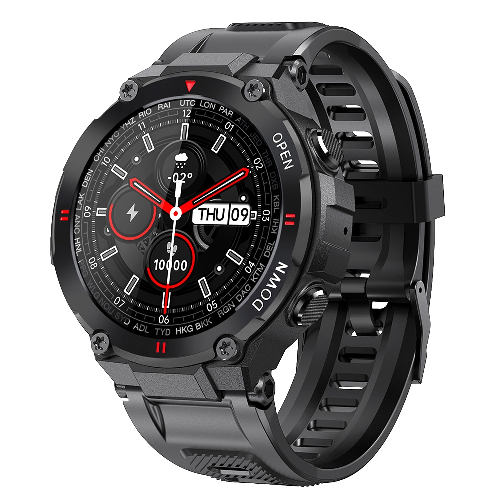 He93272b25a9246388e7bc91867ee211dE - 2021 New Smart Watch Men Sport Fitness Bluetooth Call Multifunction Music Control Alarm Clock Reminder Smartwatch For Phone