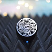 86f4dd54 b8ae 40a5 a0ce 18ba13628b88. CR00500500 PT0 SX220   - EWA Bluetooth Speaker IP67 Waterproof Mini Wireless Portable Speakers A106Pro Column with Case Bass Radiator for Outdoors Home