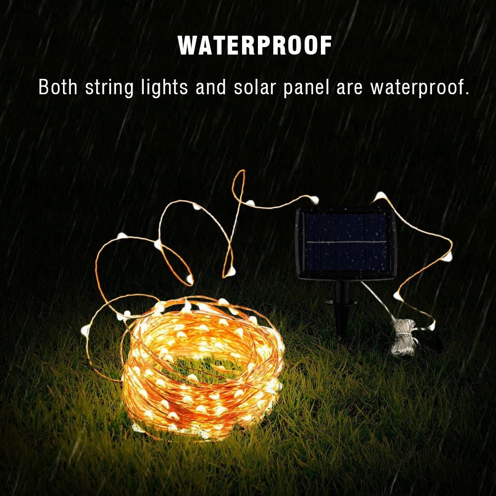 H1480068d09084393ab0a1ccf1ae39f86X - 50/100/200/330 LED Solar Light Outdoor Lamp String Lights For Holiday Christmas Party Waterproof Fairy Lights Garden Garland