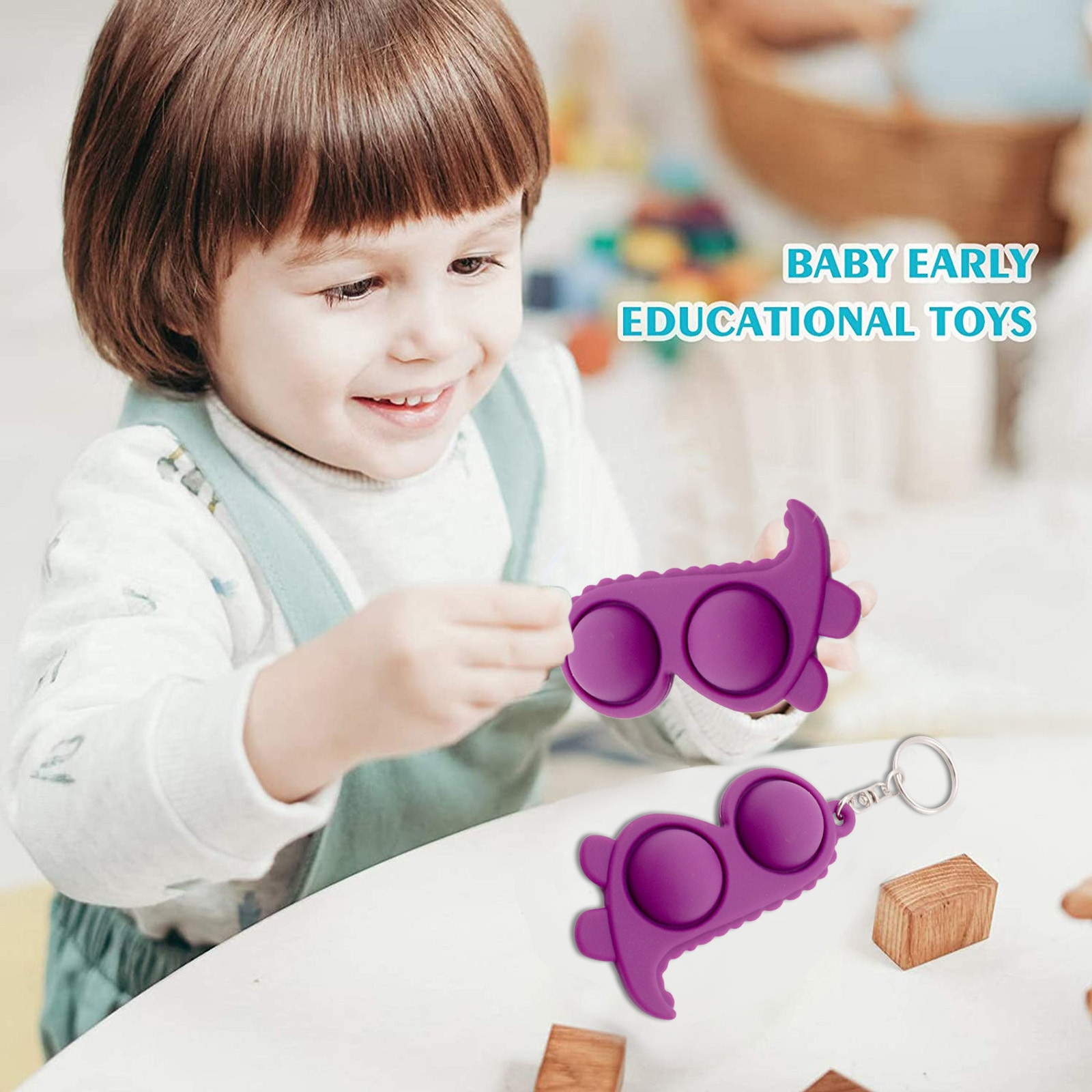 H16633a8b6a0d4c7c9248d74939489d3dg - #AA Simple Dimple Fidget Toys Adult Children Antistress Hand Toys Pressure Reliever Board Controller Reliver Stress Toys