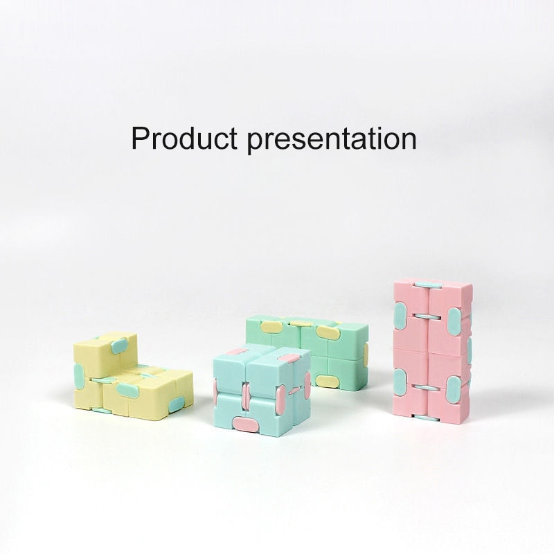 H1b33f778c29249bf820072819727a5e2y - Antistress Infinite Cube Infinity Cube Office Flip Cubic Puzzle Stress Reliever Autism Toys Relax Toy For Adults