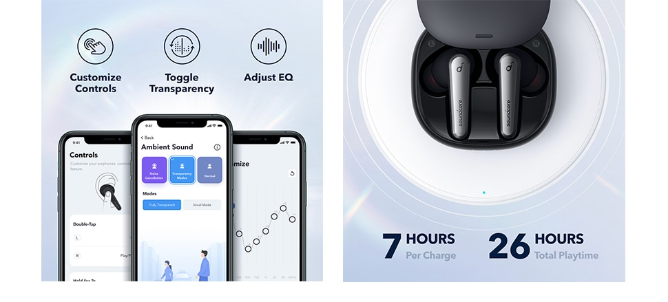 H256ab3b9d4094179b571f39db5c3e8d9s - Anker Soundcore Liberty Air 2 Pro True Wireless Earbuds, Targeted Active Noise Cancelling, PureNote Technology, 6 Mics for Calls