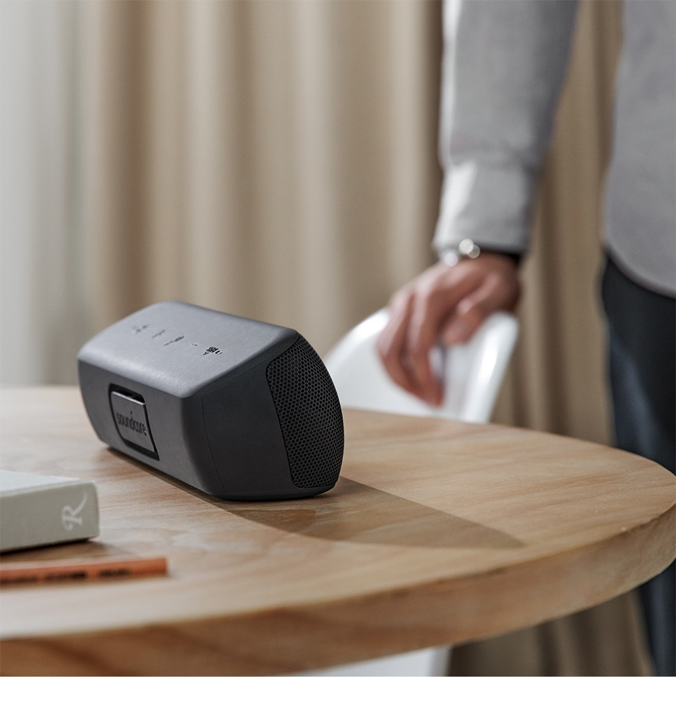 H256b4c662efc4b939bd3c0bb827f97d1D - Anker Soundcore Motion Bluetooth Speaker with Hi-Res 30W Audio, Extended Bass and Treble, Wireless HiFi Portable Speaker