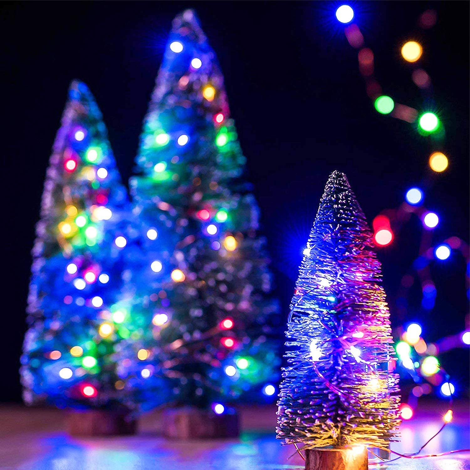 H30acf3c6da834d018794b8814ec1789bA - Led Outdoor Solar String Lights Fairy Holiday Christmas For Christmas, Lawn, Garden, Wedding, Party and Holiday(1/2Pack)