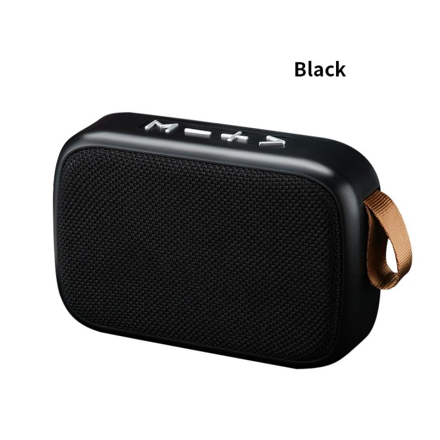 H3766fdb23cad409285cd4e7d13875d44m - G2 New Wireless Fabric Bluetooth Speaker Small Portable Cannon Mini Voice Broadcast The Card Instert Vehicular Audio System