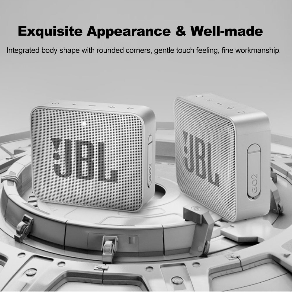 H39c3b4d90d90454fa4358ac64cf23fe9c - Original JBL GO 2 Wireless Bluetooth Speaker Mini IPX7 Waterproof Outdoor Sound Rechargeable Battery With Microphone