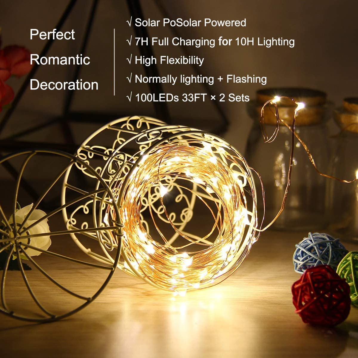 H4d0e0c6f22944401a5d6f264638fe3b5o - Led Outdoor Solar String Lights Fairy Holiday Christmas For Christmas, Lawn, Garden, Wedding, Party and Holiday(1/2Pack)