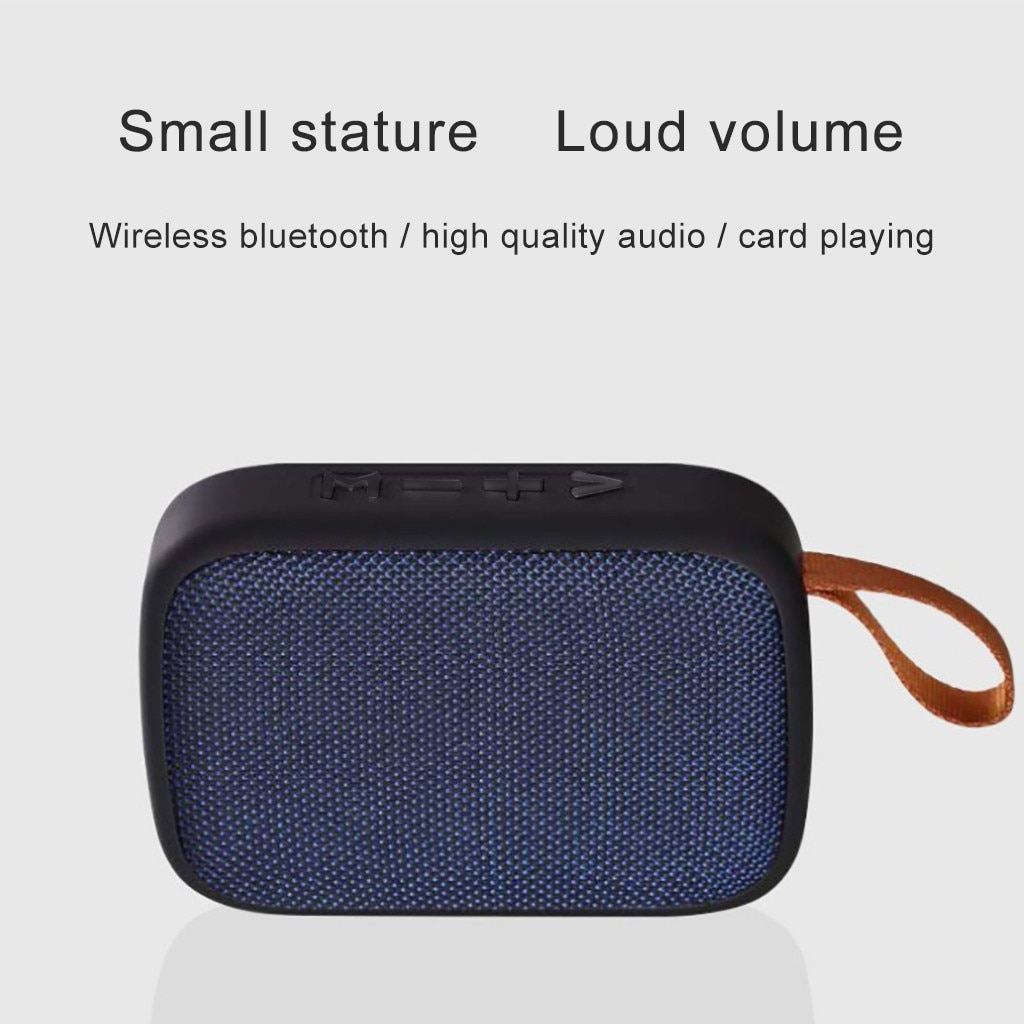 H50827a40f9d94b0cae311a7acc75b13bs - Wireless Mini Speaker Portable Wireless Bluetooth Stereo Tf Card Fm Speaker For Smartphone Tablet Mp3 Player Subwoofer In Stock