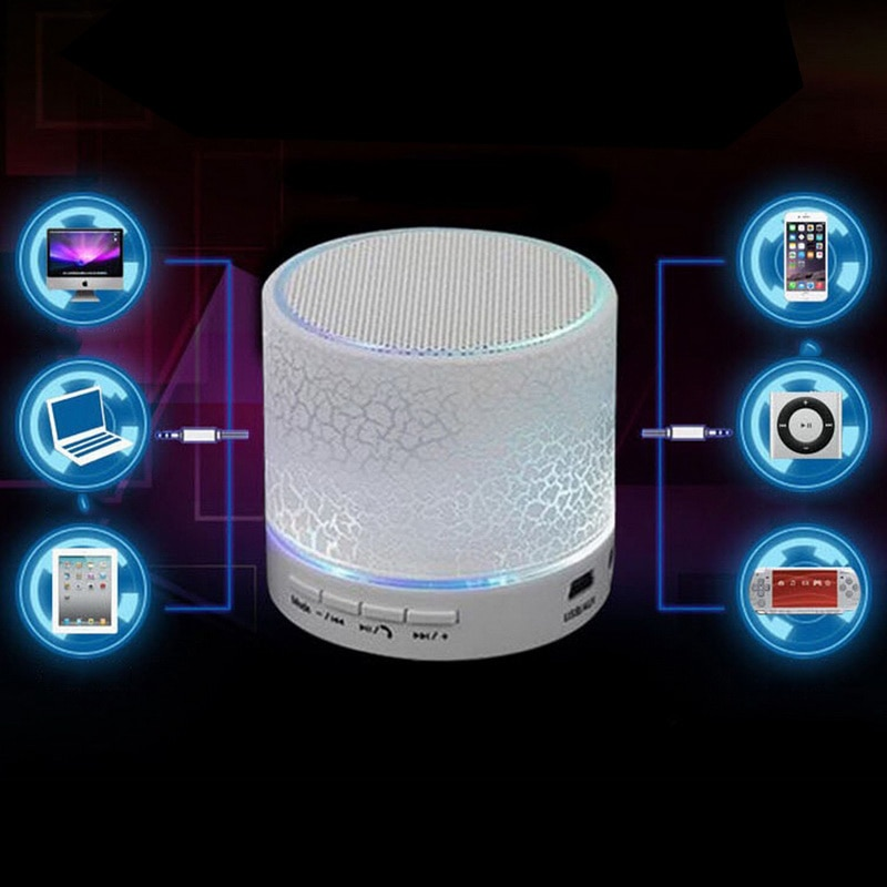 H5e03c680262a4f3cabfa9c5ce25b2ea8b - Mini LED Portable Speakers Wireless Speaker With TF Mic Bluetooth-compatible Music For Phone