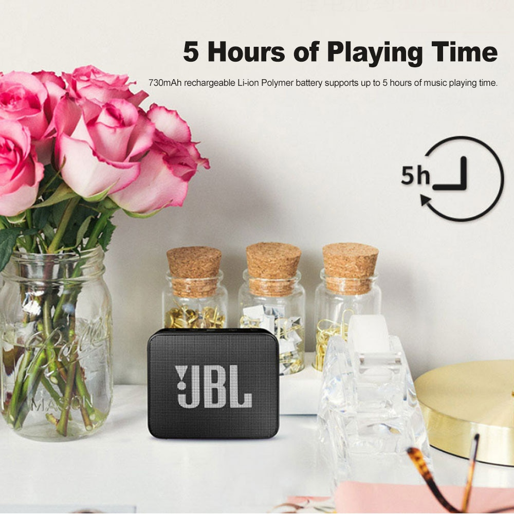 H886e45aa456f4fbd820c7dae548158b2l - Original JBL GO 2 Wireless Bluetooth Speaker Mini IPX7 Waterproof Outdoor Sound Rechargeable Battery With Microphone