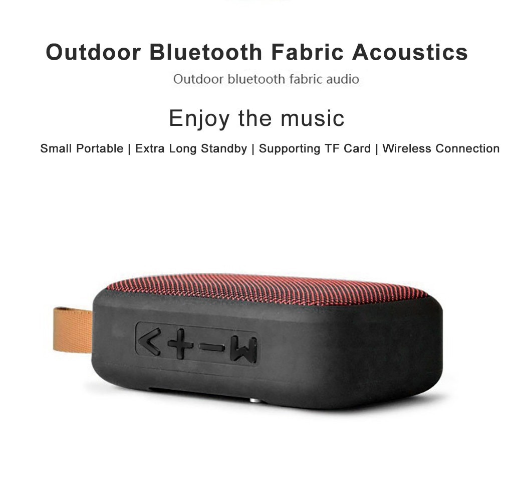 H8e4831384a2d4c0194a85d7f3ad546f2W - Wireless Mini Speaker Portable Wireless Bluetooth Stereo Tf Card Fm Speaker For Smartphone Tablet Mp3 Player Subwoofer In Stock