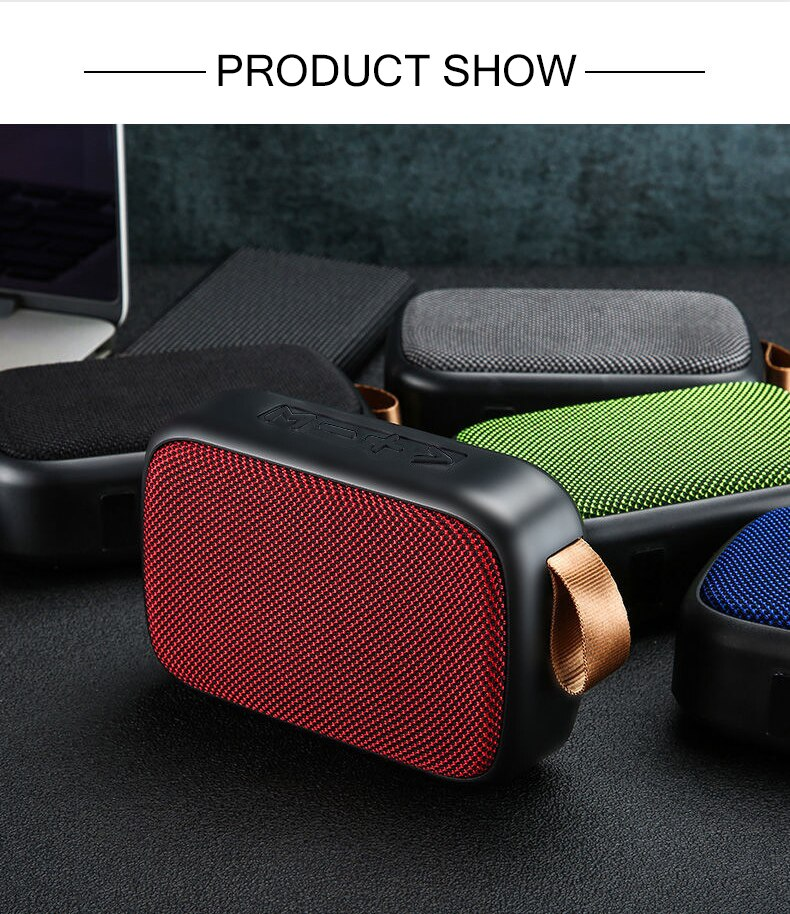 H95a6007726b24448a7a8bc04cba13195C - B02 Wireless Bluetooth Speaker Mini Subwoofer Support TF Card Small Radio Player Outdoor Portable Sports Audio Support 16GB