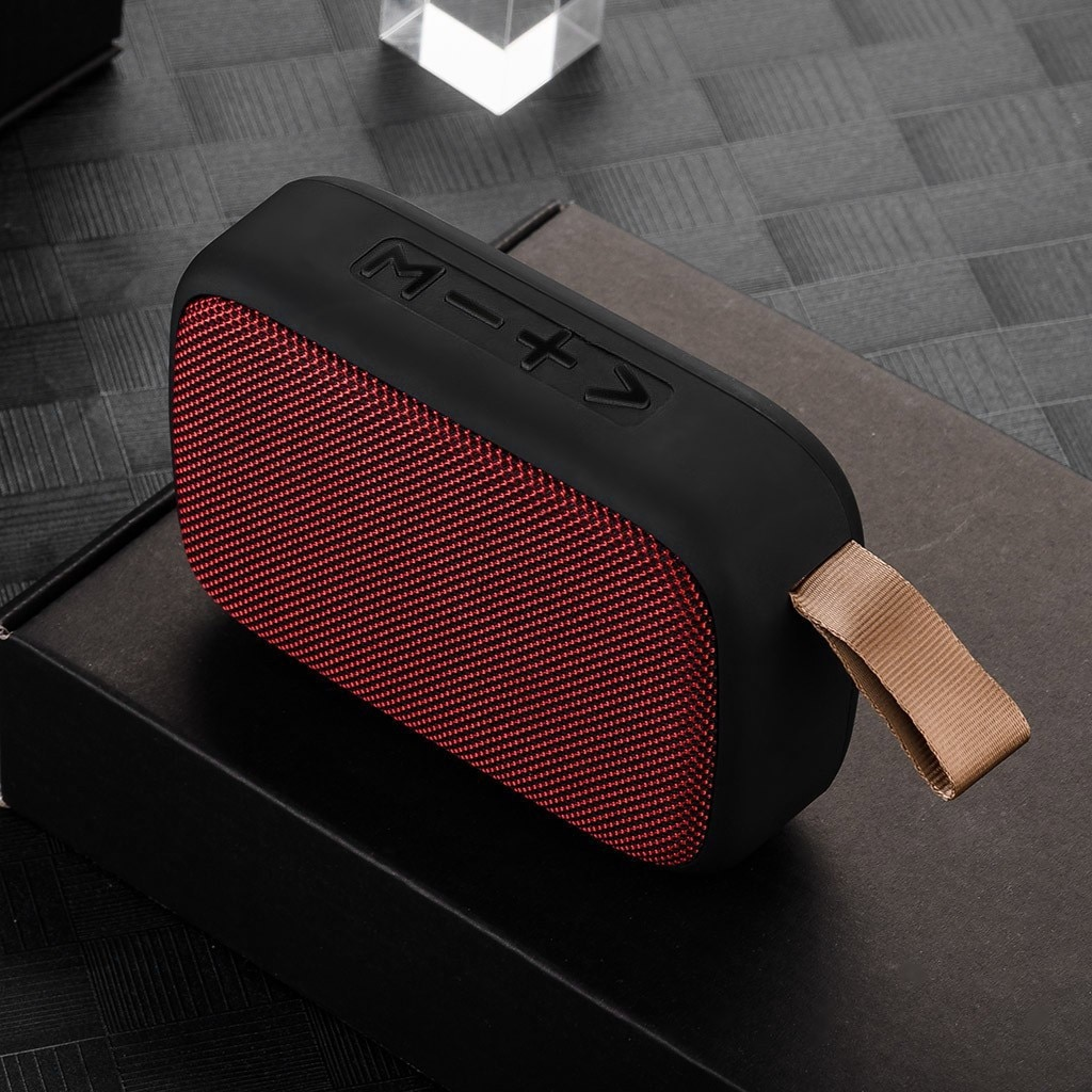 Ha3d25575bbdb4e4cb68a334d167a83b6Z - Wireless Mini Speaker Portable Wireless Bluetooth Stereo Tf Card Fm Speaker For Smartphone Tablet Mp3 Player Subwoofer In Stock