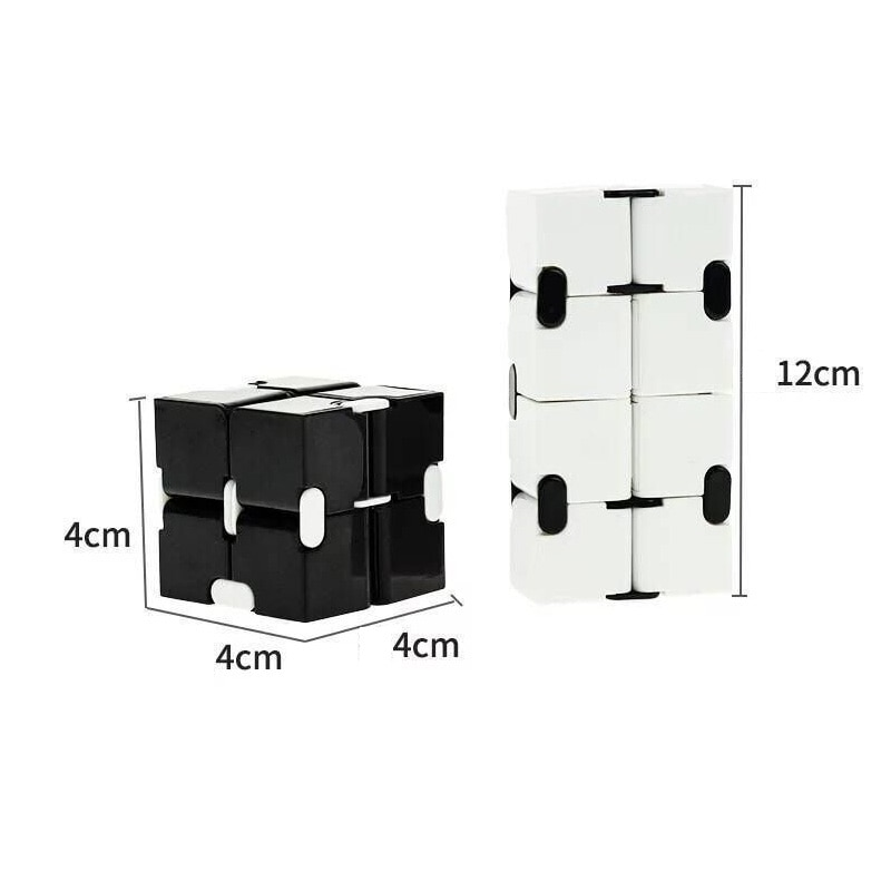 Hb044420bf81c42d8a4ed75e00660387dx - Antistress Infinite Cube Infinity Cube Office Flip Cubic Puzzle Stress Reliever Autism Toys Relax Toy For Adults