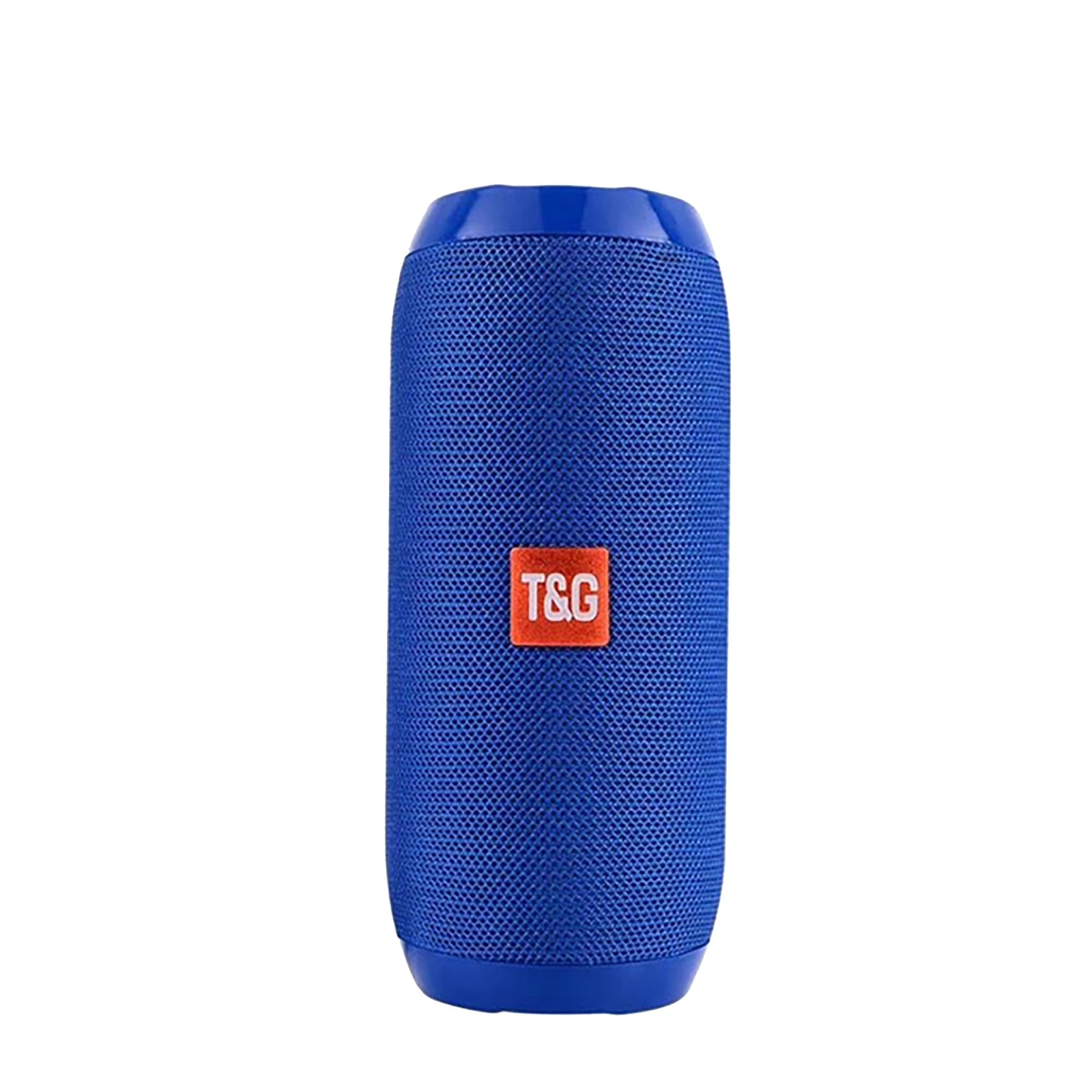 Hb1745552eded45398946c262c363e09fF - Portable Bluetooth Speaker Wireless Bass Column Waterproof Outdoor USB Speakers Support AUX TF Subwoofer Loudspeaker