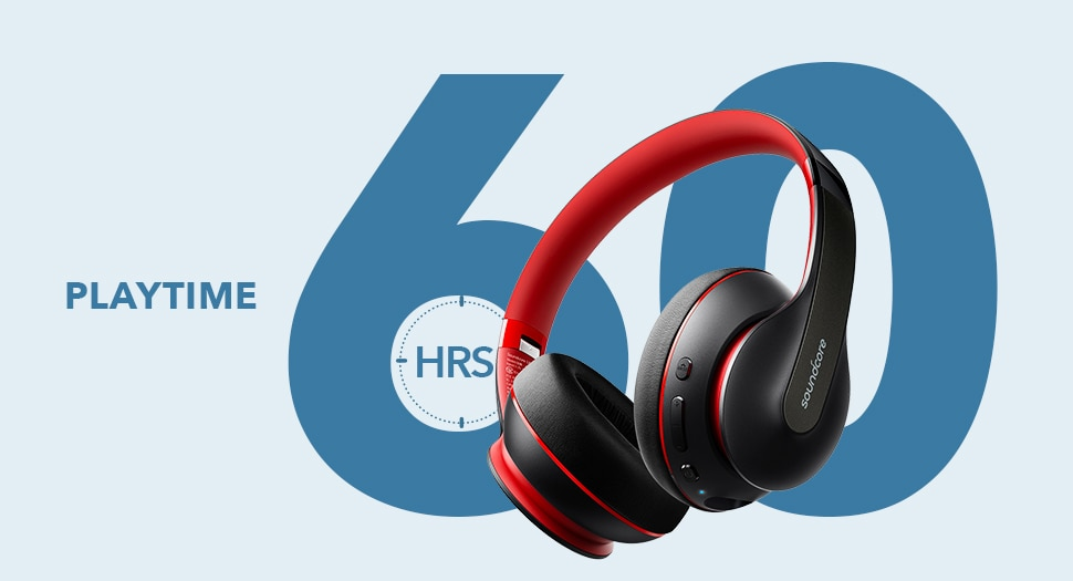 Hb7103ac6f45d42f384b6537c1c5f03d6b - Anker Soundcore Life Q10 Wireless Bluetooth Headphones, Over Ear and Foldable, Hi-Res Certified Sound, 60-Hour Playtime