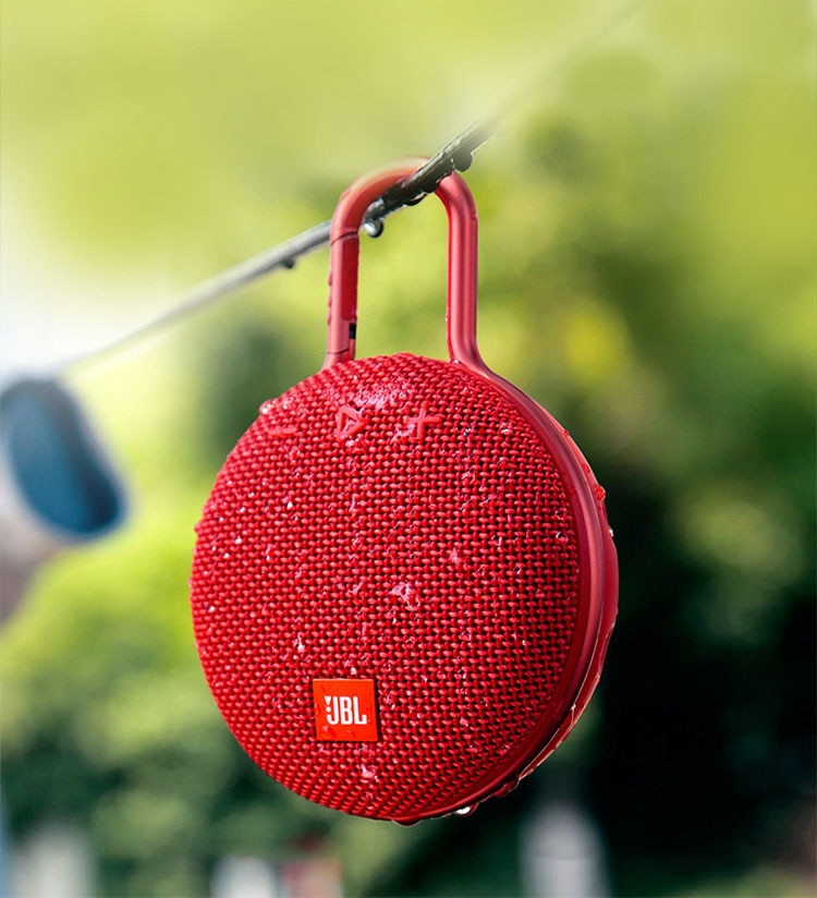 Hb8a8ca1e7ac94feda2c5c9214154509cB - JBL Clip 3 Mini Portable Wireless IPX7 Waterproof Clip3 Bluetooth Speaker Subwoofer Suitable For Outdoor Travel Indoor Parties