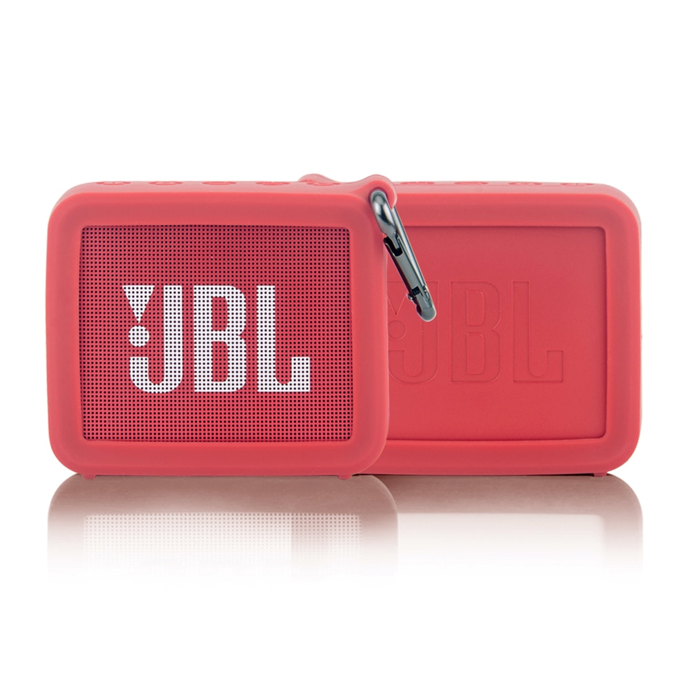 Hb8cf05cbfc054fde9b8576bc72c8abe2G - New Portable Silicone Case Protective Travel Case Soft Silica Gel Storage Pouch Audio Case for JBLGO2 GO2 Bluetooth Speakers