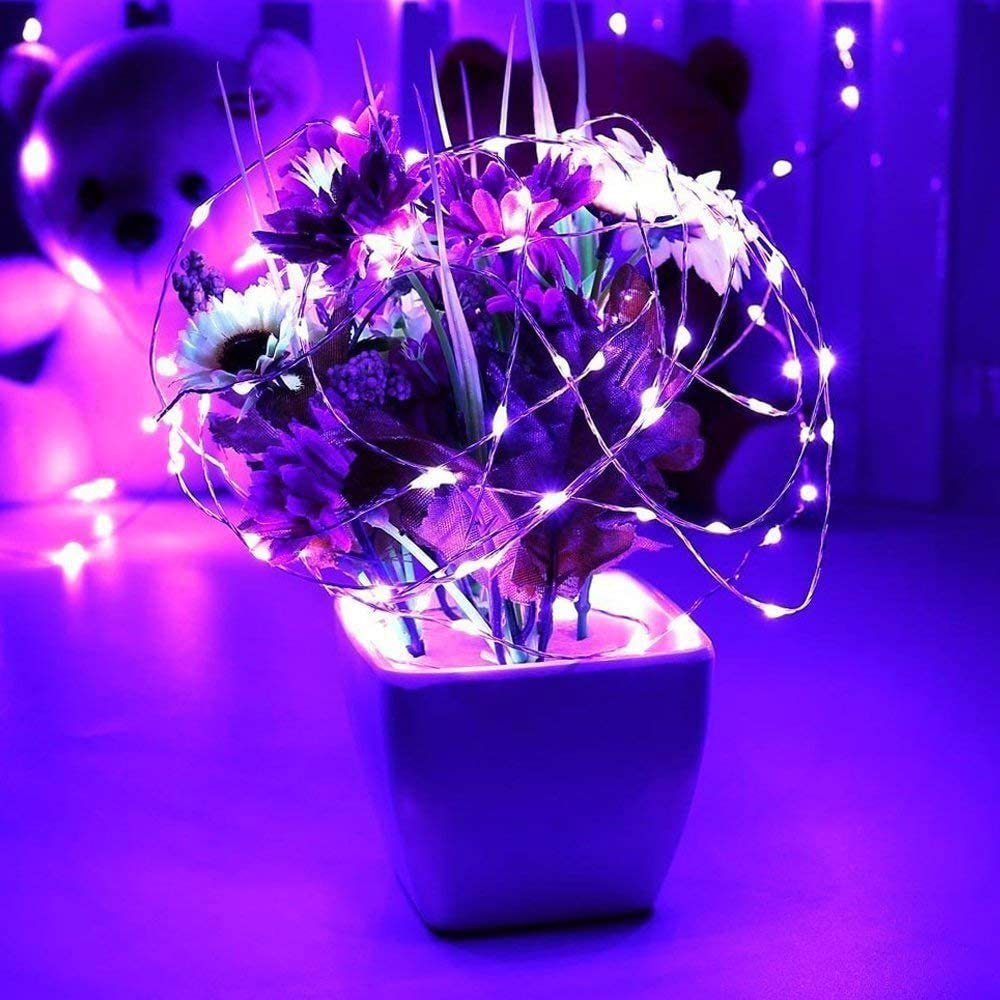 Hbd615d7470244b3f9054ce2ded5f7ebdL - Led Outdoor Solar String Lights Fairy Holiday Christmas For Christmas, Lawn, Garden, Wedding, Party and Holiday(1/2Pack)