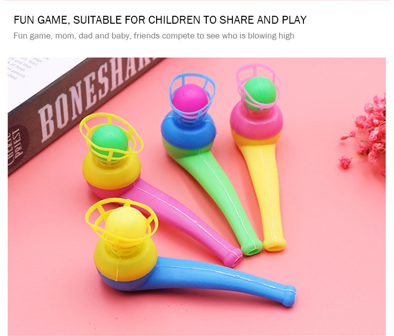 Hbf4e9e51988344dba43ca7321370c363r - 3Pcs Balance Training Floating Blowing Ball Board Game Children Suspended Blow Pipe Blow Ball Toys Kids Educational Toys Gift