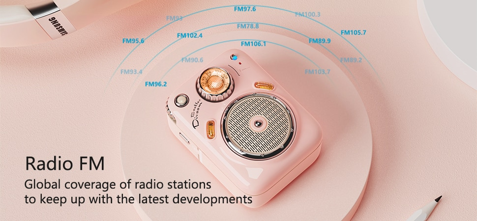 Hc0bcc081a0754aa48359fc78916c7d66y - Divoom Beetles Mini Bluetooth Speaker with FM Radio,Cute Portable Outdoor Wireless Speaker ,Long Battery Life Support TF Card