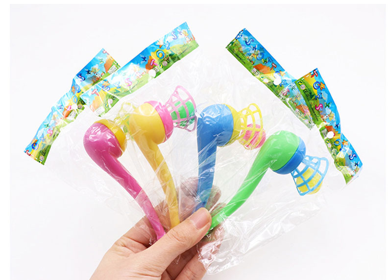 Hc4c37914b9f84ef5add3128e2389896dY - 3Pcs Balance Training Floating Blowing Ball Board Game Children Suspended Blow Pipe Blow Ball Toys Kids Educational Toys Gift