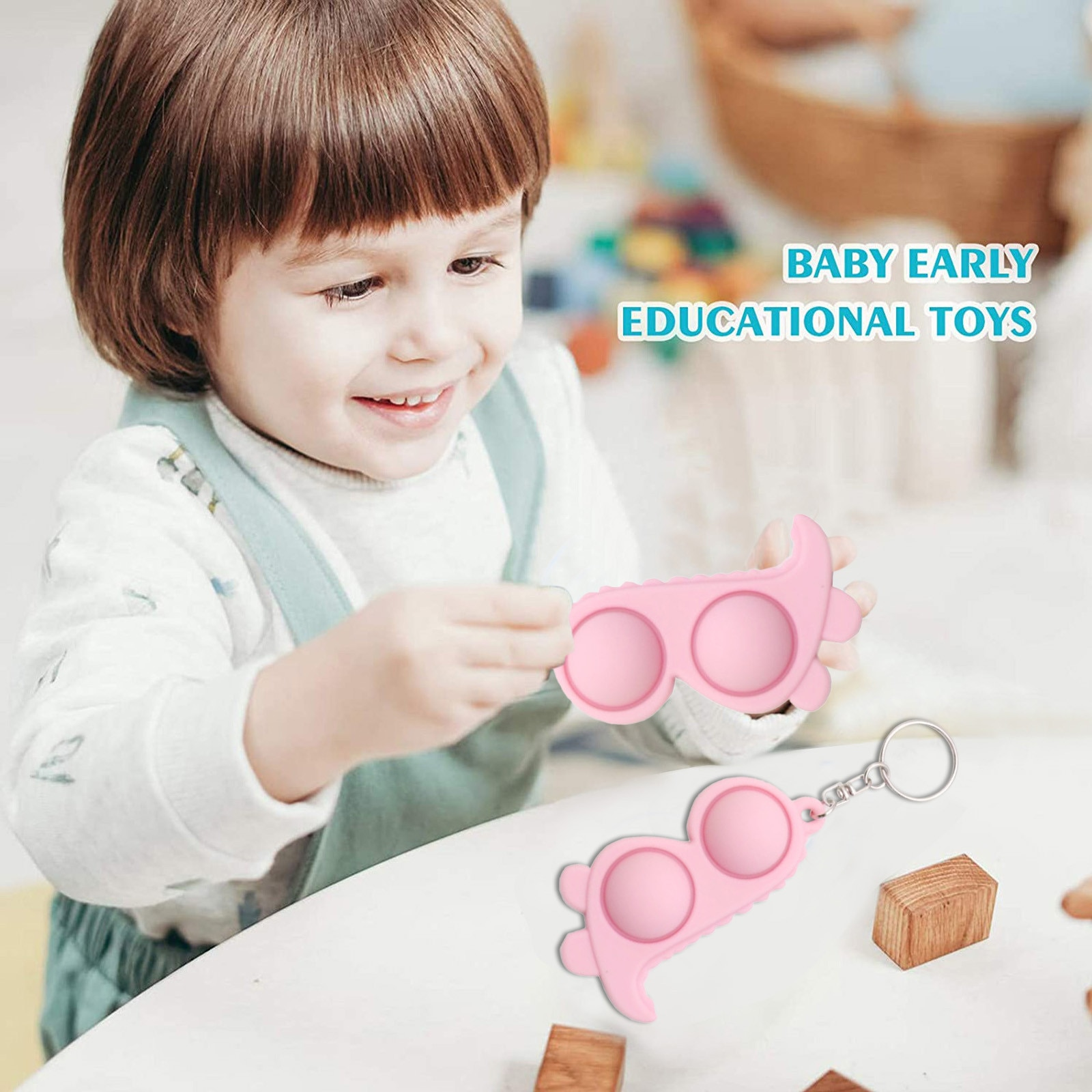 Hcd9db39b13da4d09883654d77ff3b35cf - #AA Simple Dimple Fidget Toys Adult Children Antistress Hand Toys Pressure Reliever Board Controller Reliver Stress Toys