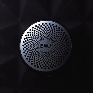 Hd1370ca719d94f0e89fa848d834247c4O - EWA Bluetooth Speaker IP67 Waterproof Mini Wireless Portable Speakers A106Pro Column with Case Bass Radiator for Outdoors Home