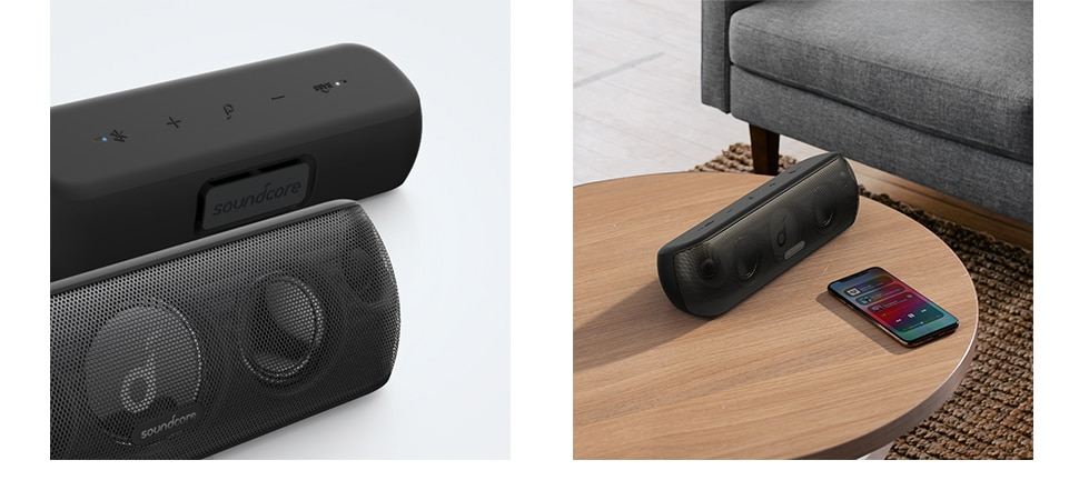 Hd4715883003940a6ab71c5aa9fa202a1H - Anker Soundcore Motion Bluetooth Speaker with Hi-Res 30W Audio, Extended Bass and Treble, Wireless HiFi Portable Speaker