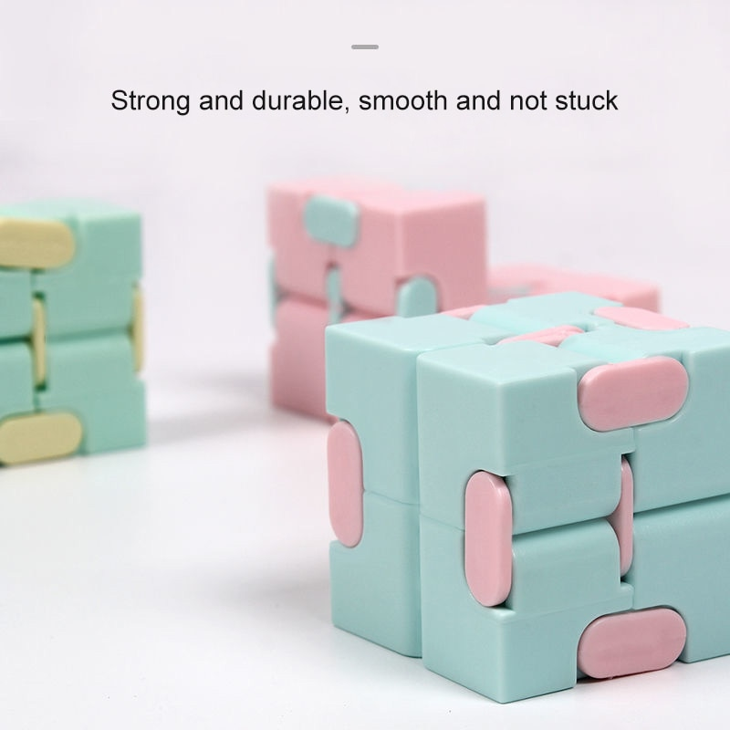 Hd575af8d307347379d9ad93a57705128a - Antistress Infinite Cube Infinity Cube Office Flip Cubic Puzzle Stress Reliever Autism Toys Relax Toy For Adults