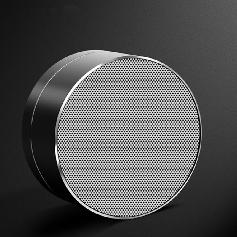 Hdb3f275611f84ec18a9f16c9cbcb21a8t - A10 Wireless Bluetooth Audio Small Steel Cannon Subwoofer Mini Portable Gift Card Bluetooth Speaker