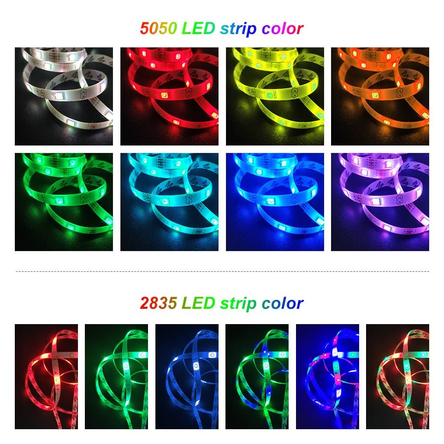 He0c7dfb8ef4440d3bc3e3a31e369084eC - WIFI LED Strip Lights Bluetooth RGB Led light 5050 SMD 2835 Flexible 30M 25M Waterproof Tape Diode DC WIFI 24K Control Adapter