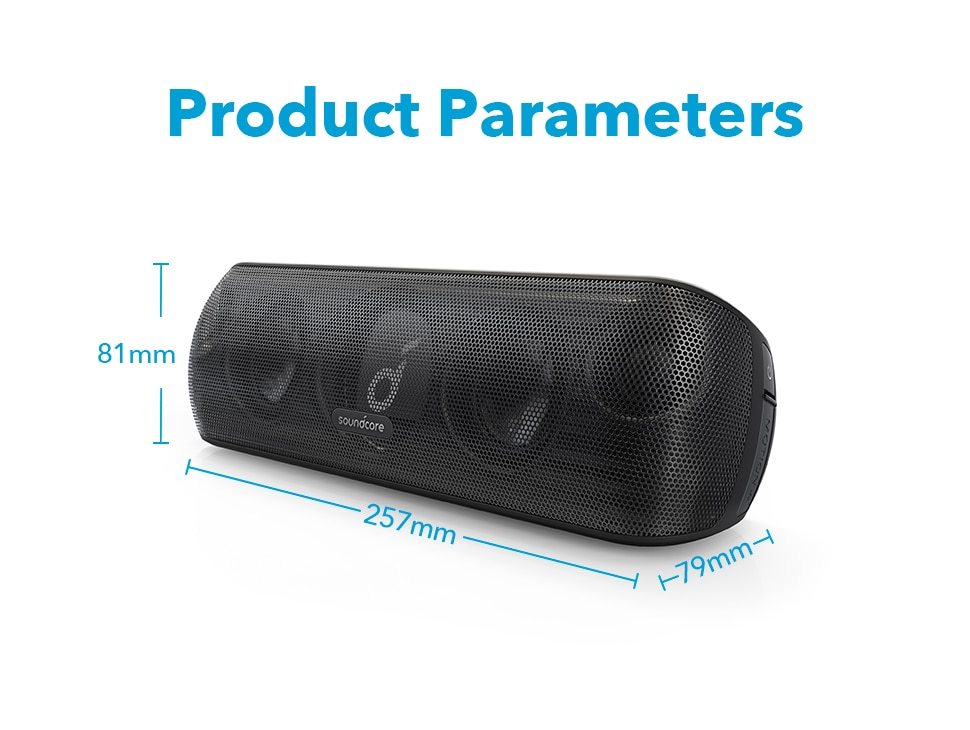 He34005c963e845af93808ea632ace7ccH - Anker Soundcore Motion Bluetooth Speaker with Hi-Res 30W Audio, Extended Bass and Treble, Wireless HiFi Portable Speaker