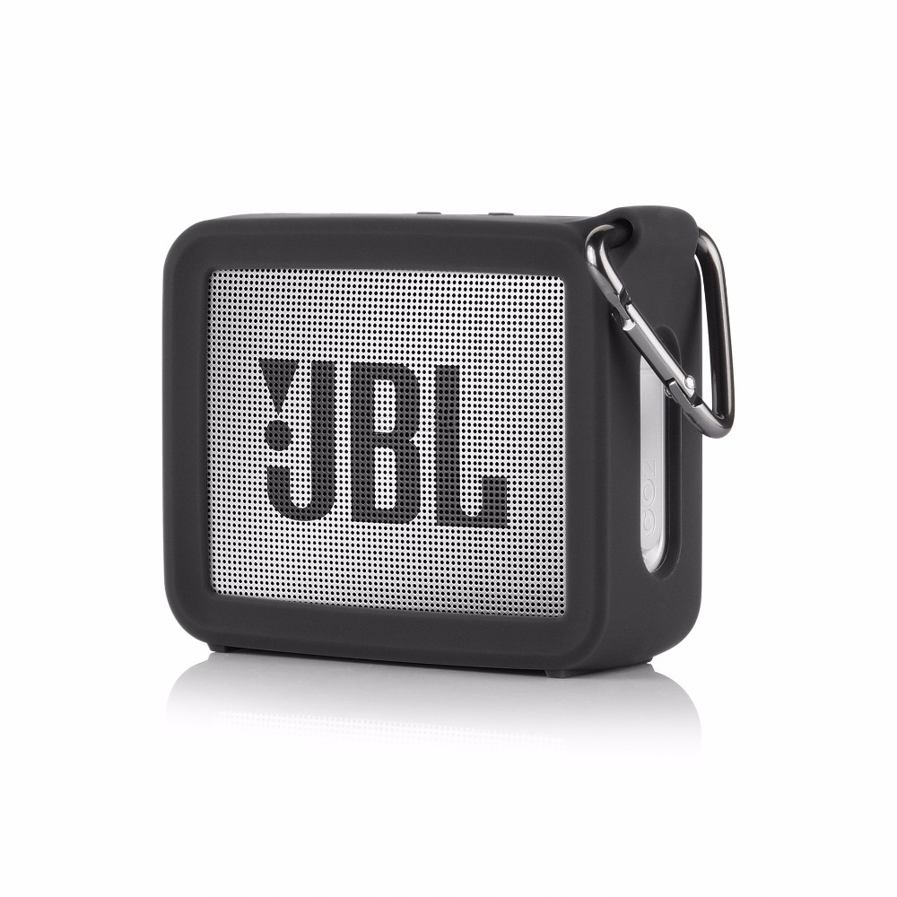 Hf1fde527be164f6fb547ce94170801f78 - New Portable Silicone Case Protective Travel Case Soft Silica Gel Storage Pouch Audio Case for JBLGO2 GO2 Bluetooth Speakers