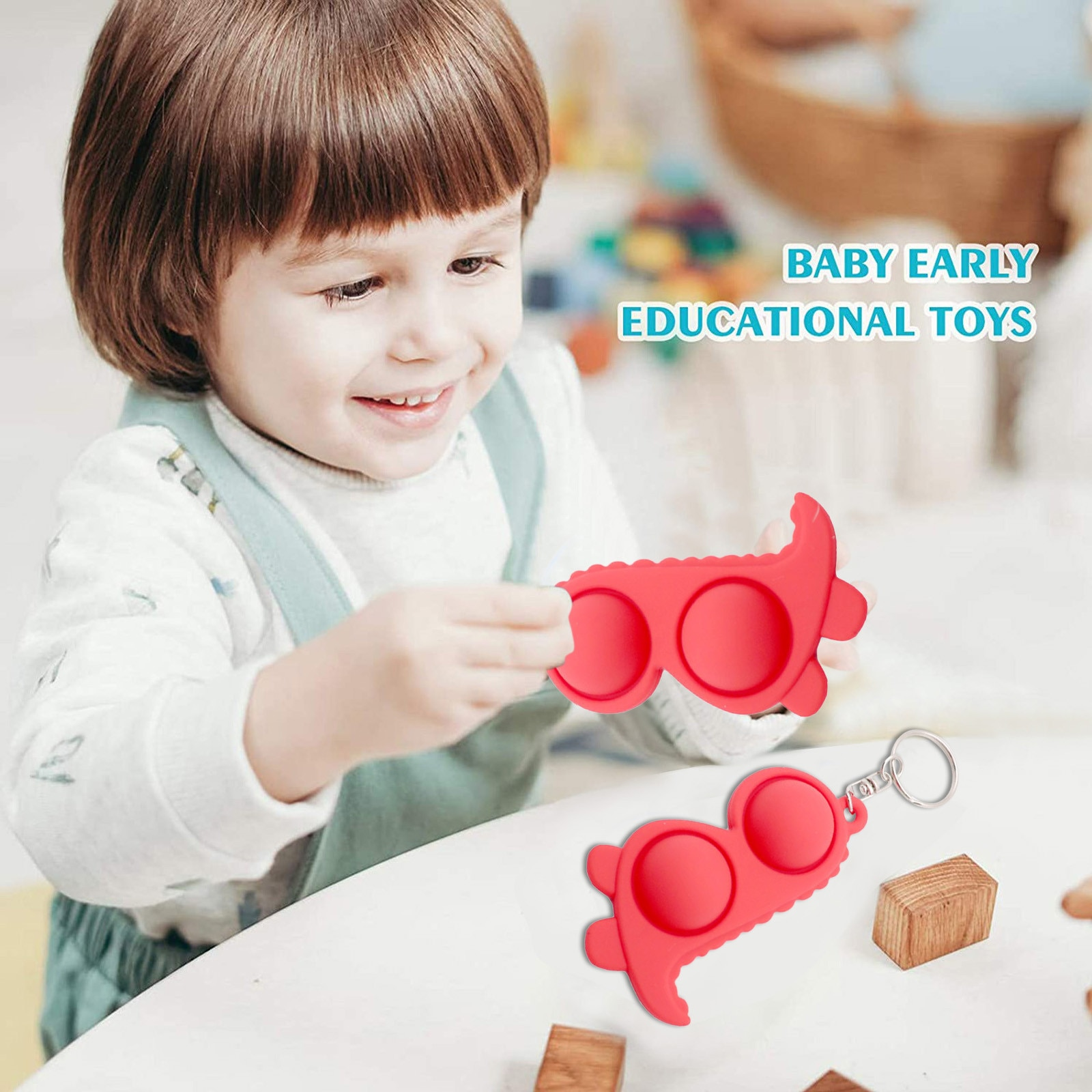 Hf6753e2c87c64734aefc8a07ef456b60u - #AA Simple Dimple Fidget Toys Adult Children Antistress Hand Toys Pressure Reliever Board Controller Reliver Stress Toys