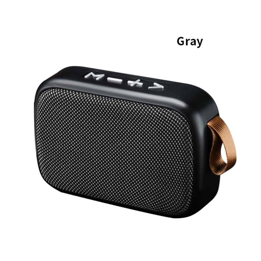 Hff037fe3f26e4b3dac6b415738c328d63 - G2 New Wireless Fabric Bluetooth Speaker Small Portable Cannon Mini Voice Broadcast The Card Instert Vehicular Audio System